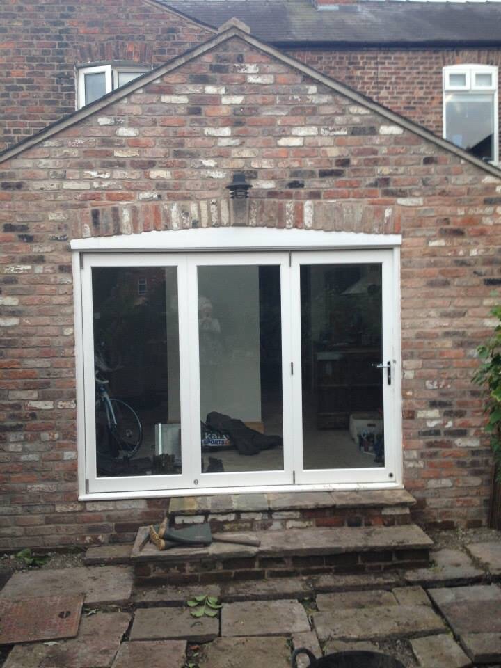 Single Storey extention Knutsford, Cheishire